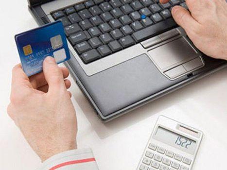 оплатить картой через интернет терминал эквайринг