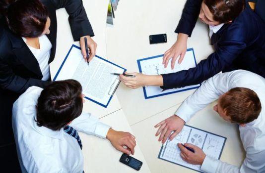 заполнение документов для открытия счета юрлица