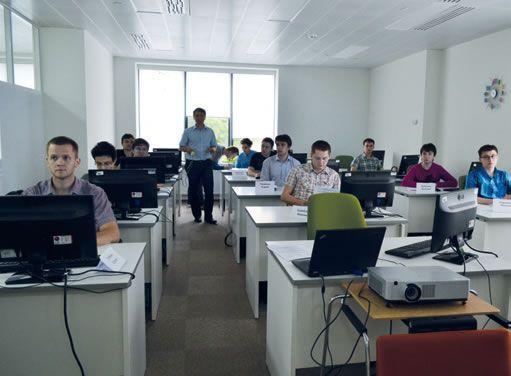 обучение сотрудников сбербанк технологии