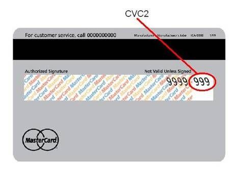 код cvc2