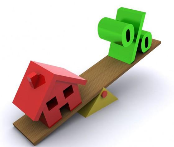 жилье и проценты