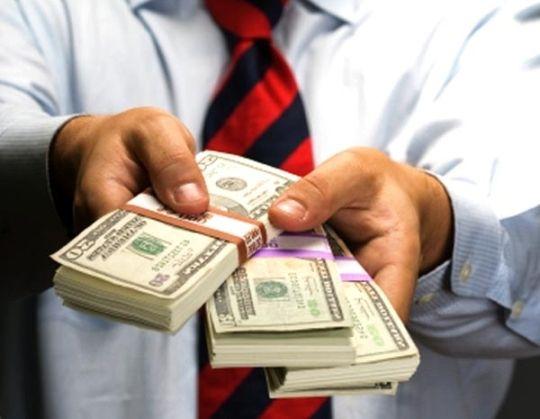 держи доллары
