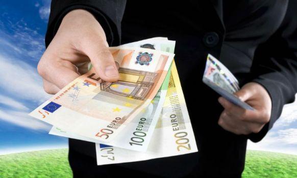 деньги по кредиту сбербанка
