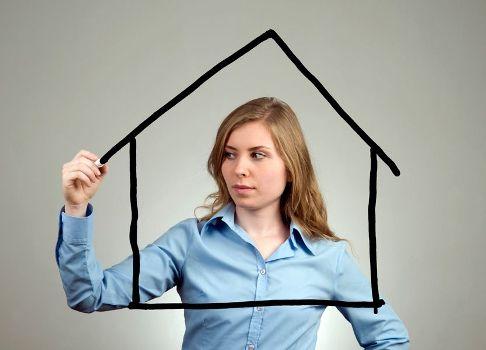 нарисовать свой дом