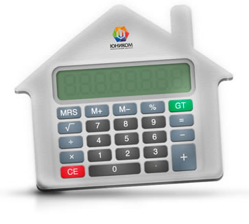 дом калькулятор