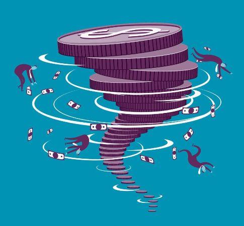 тайфун денег