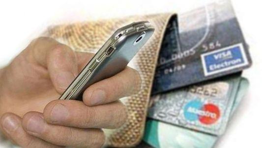 оплата мобильного телефона картой сбербанка