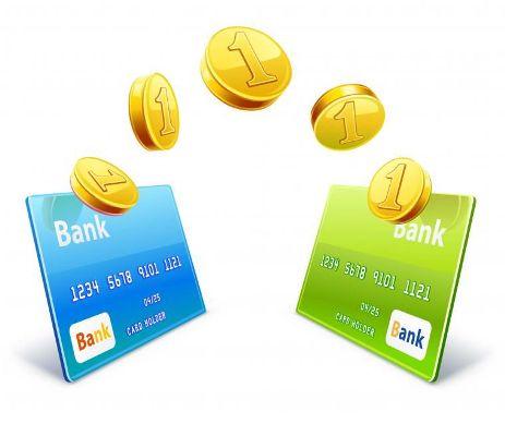 перевод монет с одного банка в другой