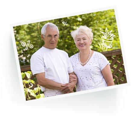 довольные пенсионеры депозитом сбербанка