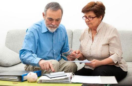 пенсионеры считают проценты